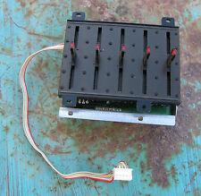 Fisher CA-860 Amplifier Amp Repair Part - EQ Slider Controls ALPS SDP-194HB