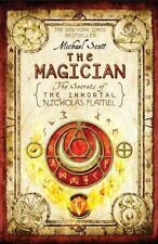 The Magician (The Secrets of the Immortal Nicholas Flamel)-ExLibrary