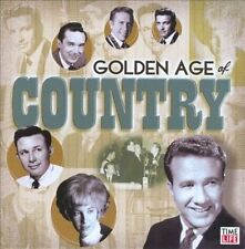 Golden Age of Country: Honky-Tonk Man by Various Artists (CD, Mar-2011, 2 Discs,