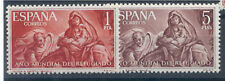 España Spain Edifil # 1326/1327 ** MNH Set Año Mundial del Refugiado