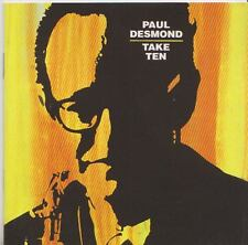 PAUL DESMOND   CD  TAKE TEN