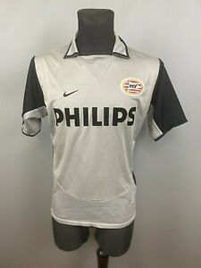 PSV EINDHOVEN 2003 2005 AWAY SHIRT FOOTBALL SOCCER JERSEY NIKE MENS SIZE S