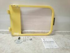PS Doors LSG-33-PCY 31-3/4 In to 35-1/2 In Opening Yellow Safety Gate