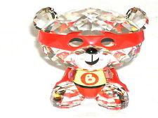 Swarovski-LOVLOTS-BO Bear-Ours-super BO Art. Nº 5003378 neuf emballage d'origine