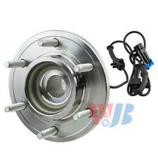 Wheel Bearing and Hub Assembly Front WJB WA515093 fits 2006 Hummer H3