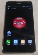 LG Optimus G E977 32GB Black (Claro) - TOUCHSCREEN/DIGITIZER ISSUE - READ BELOW