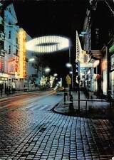 Poland Poznan Ulcia Czerwonej Armii Night view Street