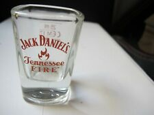 JACK DANIELS - TENNESSEE FIRE - SHOT GLASS