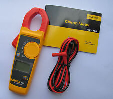 AU ship Handheld Multimeter FLUKE 302+ AC/DC Clamp Meter F302+