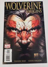 Wolverine Origins #2 Canadian Flag 1 / 100 Quesada Variant Cover Marvel 2006 VF-