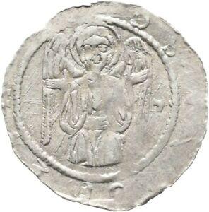 Böhmen Pfennig o.J. (1125-1140) Prag Bohemia Münze Coin