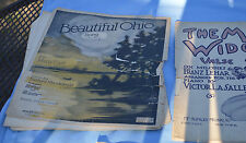 Five Sheet Music include Beautiful Ohio, The Merry Widow and Karma from1900's