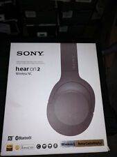 Sony WH-H900N h.ear on 2  Bluetooth Wireless Noise-Cancelling stereo headphones