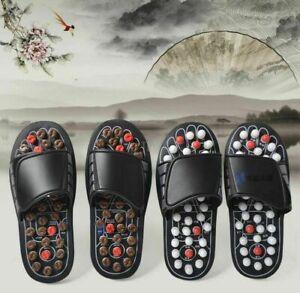 Massage Hausschuhe Sandalen Füße Reflexzonenmassage Akupressur Fußmassage Fits