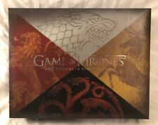 Game Of Thrones The Complete First Season Dragon Egg Collector's Edition Blu Ray