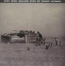 Woody Guthrie - Dust Bowl Ballads [New Vinyl] UK - Import