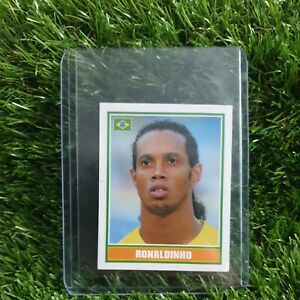 Ronaldinho Brazil Sticker Merlin England 2006 #339