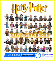 HARRY POTTER CUSTOM LEGO Superhero MINI FIGURES Marvel DC Star Wars minifigures