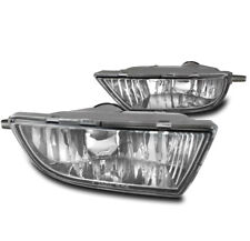 TOYOTA 1998-2003 SIENNA FRONT BUMPER DRIVING FOG LIGHTS LAMP CHROME+HARNESS NEW