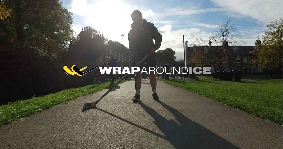 Hockey Wraparound