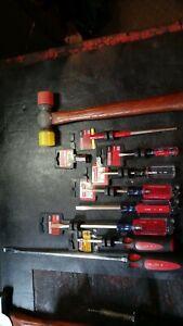 vintage craftsman tools nos