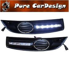 PASSGENAUES TAGFAHRLICHT CHROM VW PASSAT 3C B6 05-10 LED R87 MODUL ESUSE SATZ