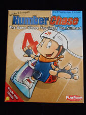 Number Chase Card Game ~ Reinhard Staupe ~ Guess the Number ~ NEW!