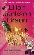 The Cat Who Blew the Whistle 17 by Lilian Jackson Braun (1996, Pb-m) Cozy Myster