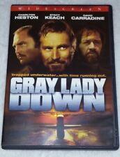 Gray Lady Down DVD RARE oop