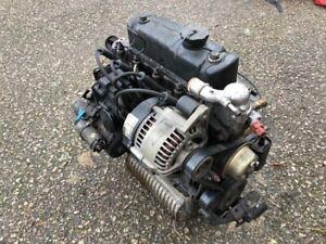 CLASSIC MINI MPI 1999 ROVER COOPER S SPORTSPACK LE COMPLETE ENGINE 1275 UNLEADED