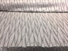 """Glamour Rhombus Jacquard 55""""(gold/silver)Drapery upholstery fabric by the yard"""