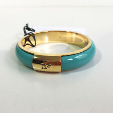 NWT Diane von Fürstenberg [440 Bangle Bracelet / Turquoise]