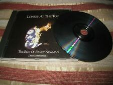 THE BEST OF RANDY NEWMAN LONELY AT THE TOP USED 1987 UK CD ALBUM.