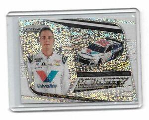 2020 Panini Prizm Racing NASCAR White Sparkle VELOCITY Alex Bowman $$$ SP