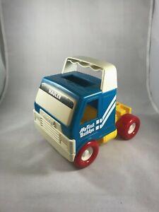 Vintage 1987 My First Buddys Buddy L Car Semi Truck only