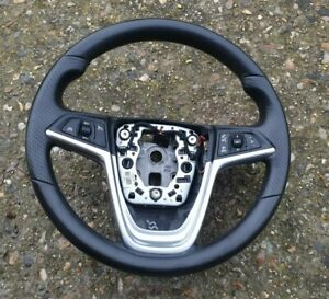 Vauxhall Opel Insignia Multifunction Steering Wheel 13316540 ref S5