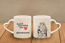 "Bluthund - ein Becher ""Good Morning and love, heart"" Subli Dog, CH"