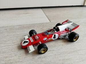 FERRARI 312 B2 #4 Ickx Winner German GP 1972 Ixo La Storia 1/43 no box
