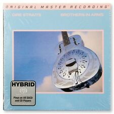 MFSL - UDSACD-2099 - DIRE STRAITS - BROTHERS IN ARMS - HYBRID SACD / CD - 2013