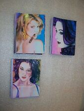 OLIVIA Obsessions in Omnichrome Trading Card Set