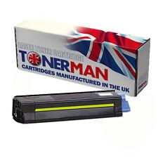 Re-Manufactured Yellow Toner Cartridge for Oki C5250|C5450|C5510|C5540: 42127454
