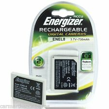 Energizer EN-EL8 Rechargeable Battery