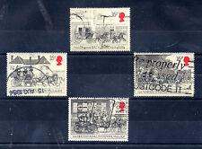 Gran Bretaña Coches de Caballos valores del año 1984 (BF-517)