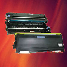 Toner Cartridge TN-570 & Drum DR-510 for Brother 2 Pack