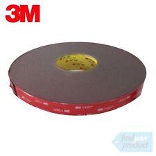 3M Double sided 2.3mm tape (VHB 4991) High bonding, adhesive -12mm x 33m