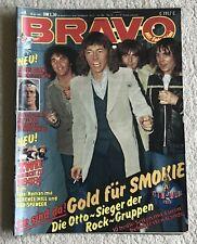 BRAVO Nr.4 vom 18.1.1979 - mit dem Smokie und dem Abba Poster