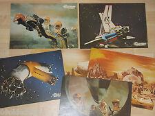 Der Grosse Krieg der Planeten  7 AUSHANGFOTOS Battle in Outer Space 2 Yûko Asano