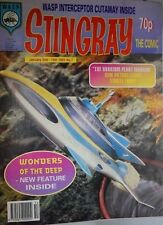 Stingray - The Comic. No 7 .January 2nd - 15th 1993. ITC.