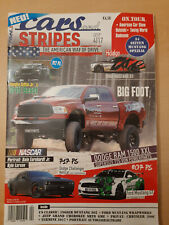Cars & Stripes April 2017 Zeitschrift Ford Mustang Dodge Ram Jeep