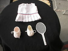 Vintage Cabbage Patch Girl Tennis Outfit 4 Pieces In All No Tags